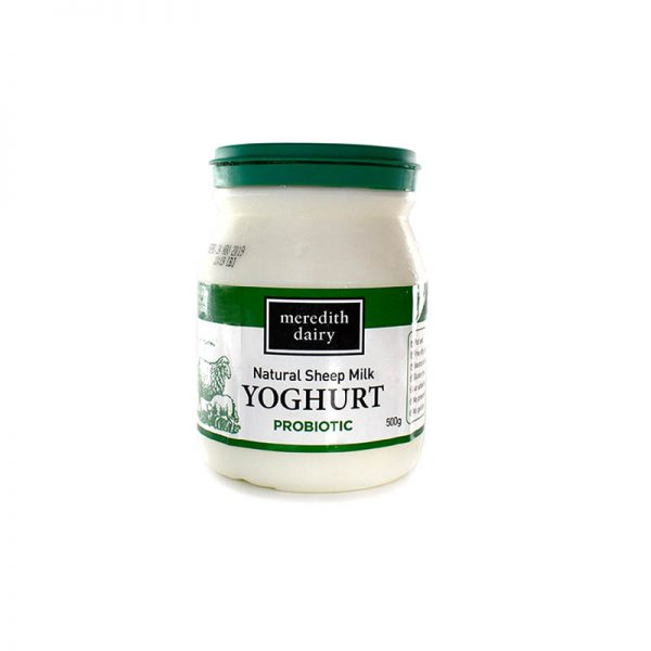sheep probiotic yoghurt